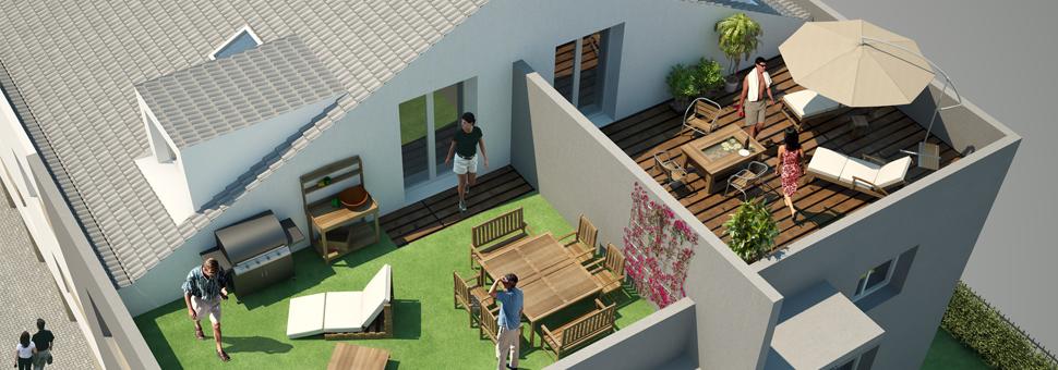 Cantiere di AlbignasegoSe sogni una casa da vivere e non una casa per vivere...Il confort in classe A, appartamenti esclusivi per chi cerca design, privacy e relax