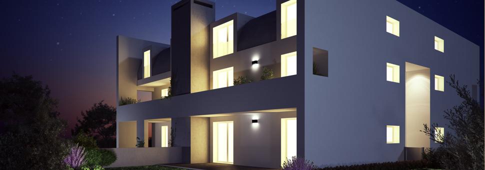 Nuovo cantiere a RubanoSe sogni una casa da vivere e non una casa per vivere...Il confort in classe A, appartamenti esclusivi per chi cerca design, privacy e relax